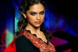 Deepika Padukone Rock Hair Style Hot Pic