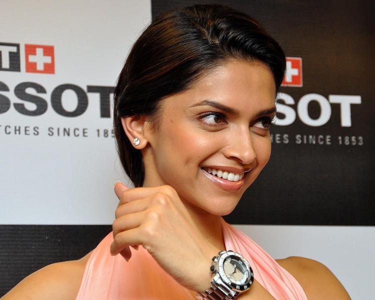 Deepika Padukone Watch Launch Photo
