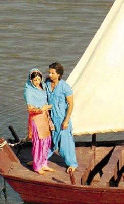 Shahid And Priyanka Romantic Pics