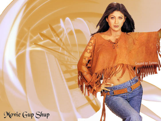 Shilpa Shetty Bold And Hot Wallpaper