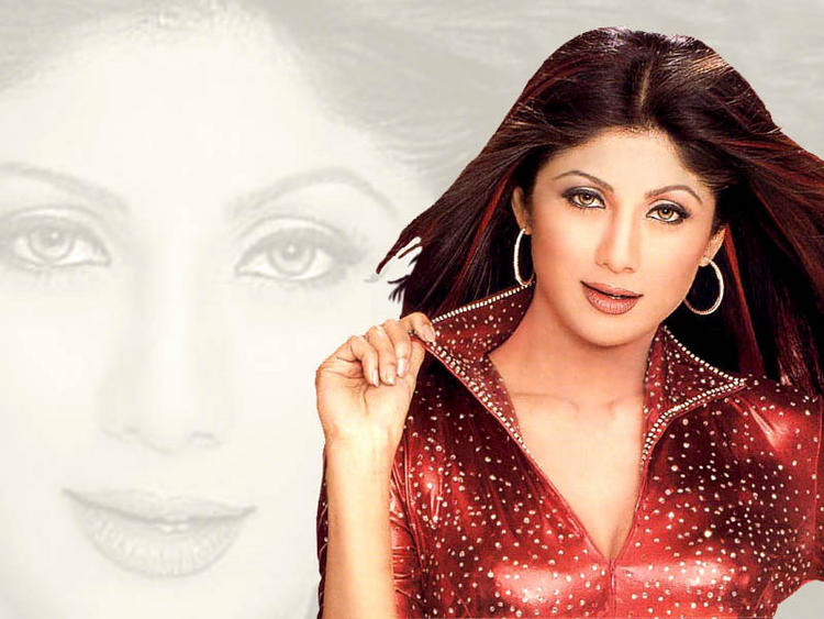 Shilpa Shetty Spicy Look Wallpaper