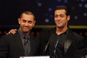 Aamir Khan and Salman In Dus Ka Dum