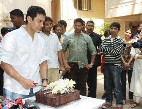 Aamir Khan Birthday Photo