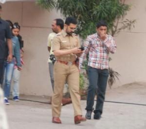 Aamir Khan Police Dress Pic In Talaash