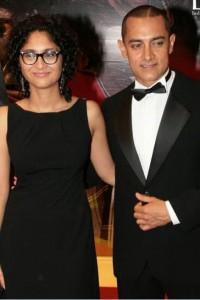 Sweetest Couple Aamir Khan and Kiran Images
