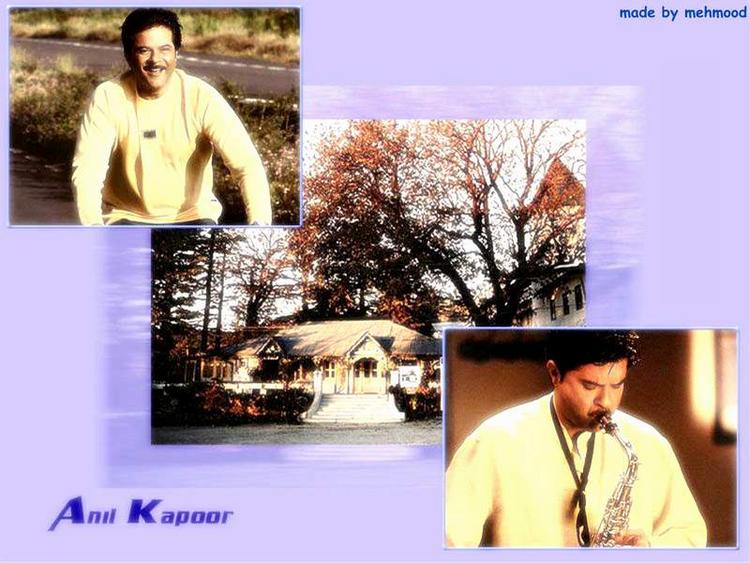 Anil Kapoor Armaan Movie Look Wallpaper