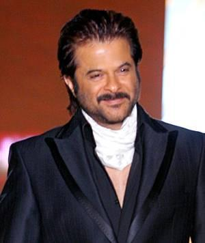 Anil Kapoor In Blue Blazer Stylist Photo Shoot