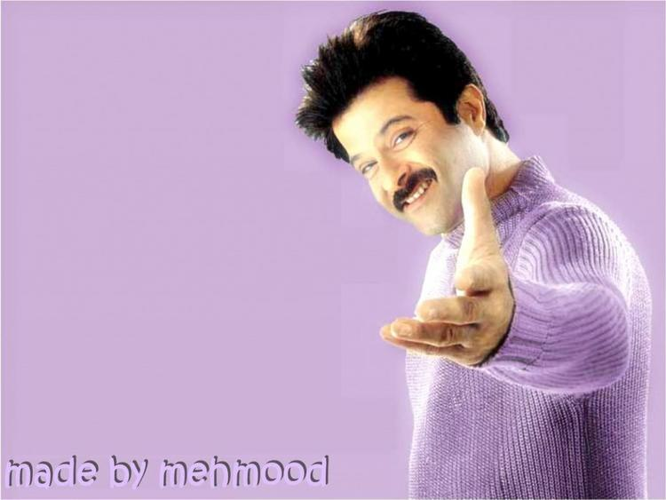 Superstar Anil Kapoor Wallpaper