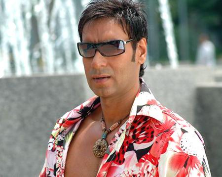 Ajay Devgan Sexy Look Stunning Pic