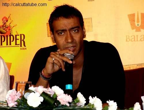 Ajay Devgan Speaking Still
