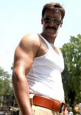 Ajay Devgn Hot Acting Still In Singham