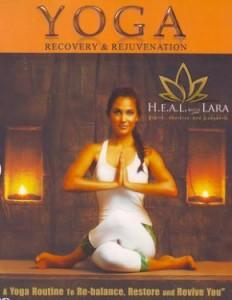 Lara Dutta Yoga Still