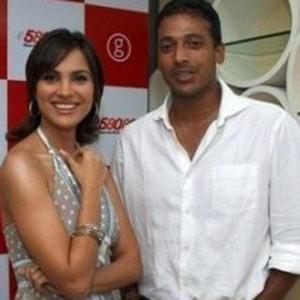 Sweetest Couple Lara and Mahesh Pic