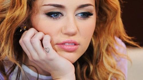 Miley Cyrus Nice Look Still