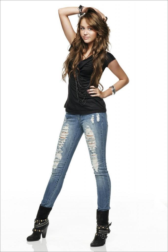 Miley Cyrus Stylist Photo Shoot