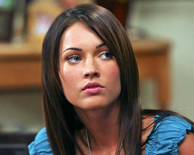 Megan Fox Nice Look Still