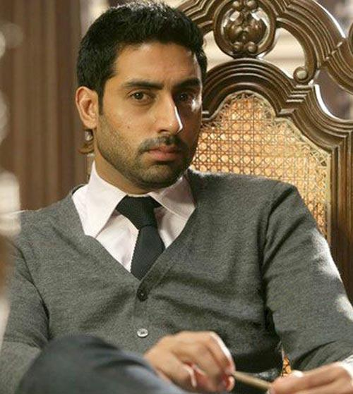 Abhishek Bachchan Hot Look Acting Still