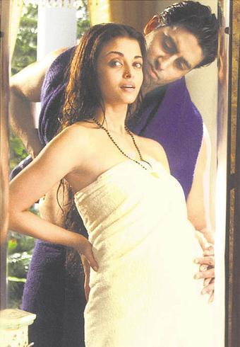 Aishwarya and Abhishek Baby Still