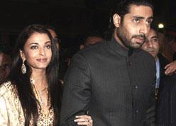 Sexiest Couple Aishwarya and Abhishek Photo