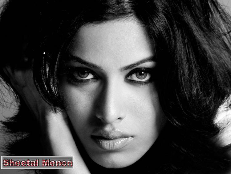 Sheetal Menon Hot Look Wallpaper