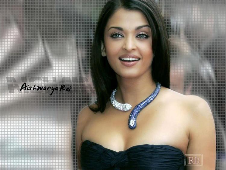 World Famous Beauty Aishwarya Rai Wallpaper