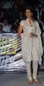 Deepika Padukone Nice Pic In Churidar