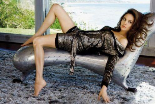 Angelina Jolie Spicy Pose Photo Shoot