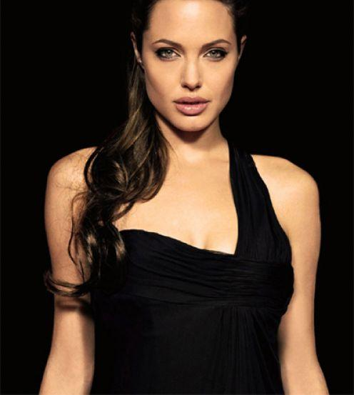 Hot Angelina Jolie Sexy Look picture