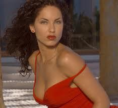 Barbara Mori Sexy Pose Photo Shoot In Red Dress