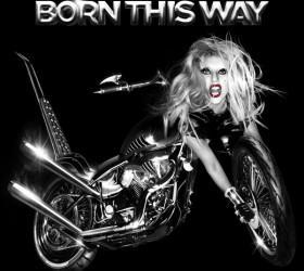 Lady Gaga Born This Way Images