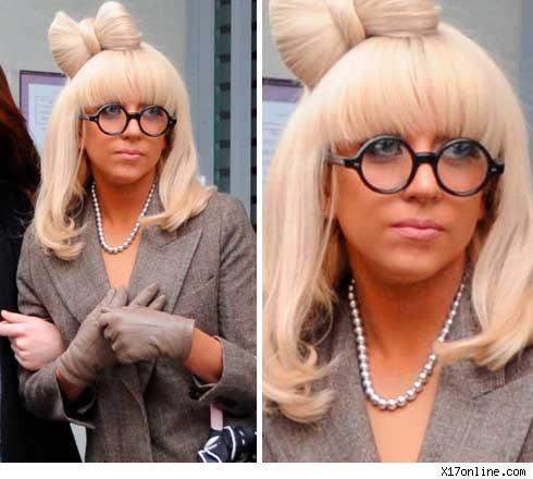 Lady Gaga Without Makeup Pic