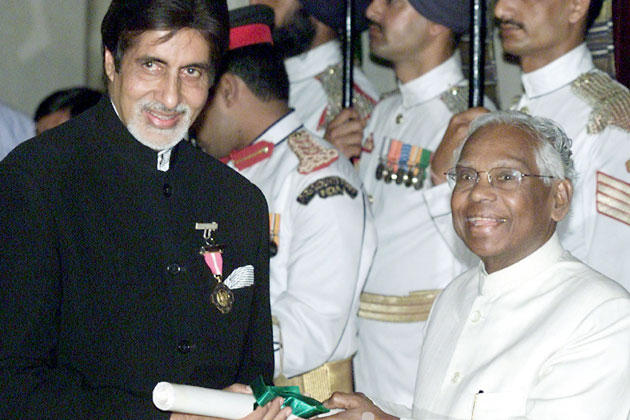Amitabh Bachchan Celebrated Its 60th Republic Day
