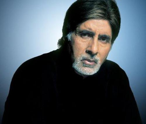 Amitabh Bachchan Hot Look Acting Still