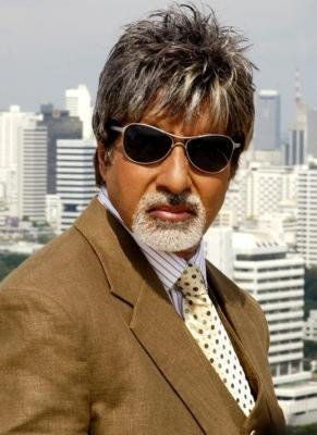 Amitabh Bachchan Hot Look Wearing Goggles