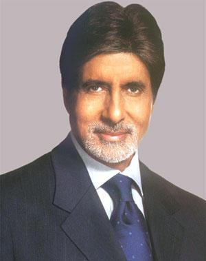 Amitabh Bachchan Nice Smile Pic