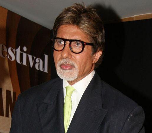 Superstar Amitabh Bachchan Images