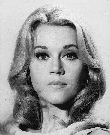 Jane Fonda Hot Face Look Still