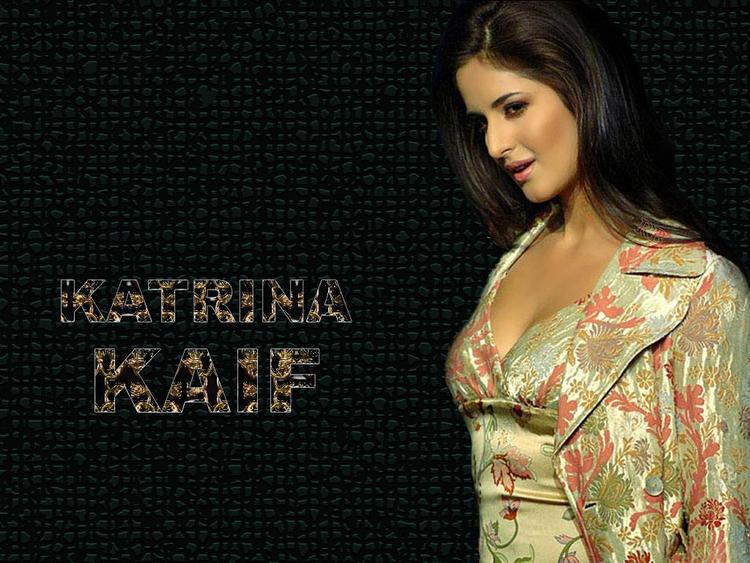 Katrina Kaif Sexy Face Look Wallpaper