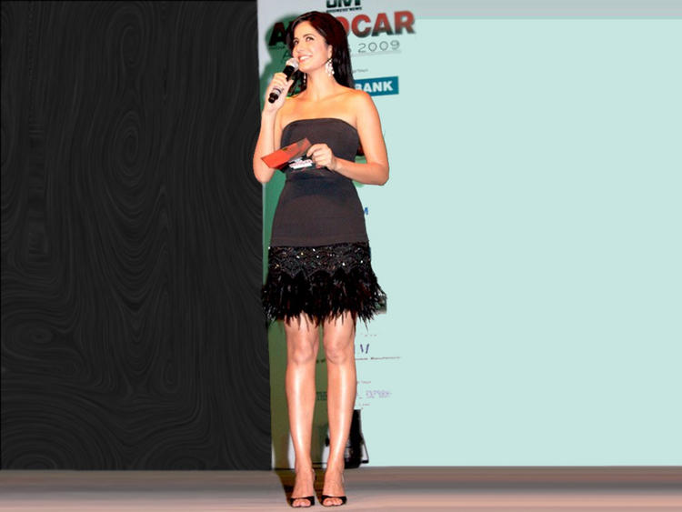 Katrina Kaif Showing Her Glossy Things