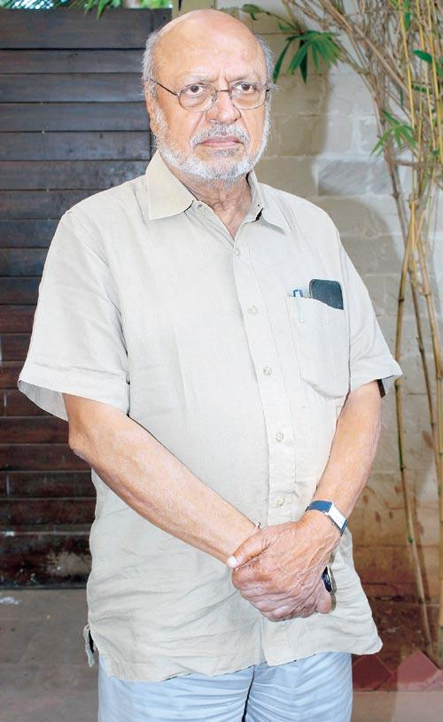 Shyam Benegal Nice Photo