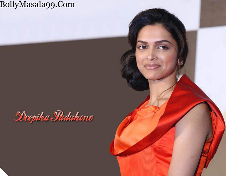 Deepika Padukone Cute Look Pic