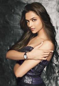 Deepika Padukone Strapless Dress Sexy Still