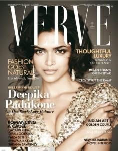 Deepika Padukone Verve Magazine Still