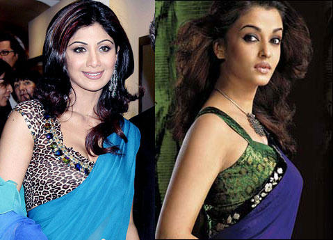 Shilpa Shetty And Aishwarya Rai Photo