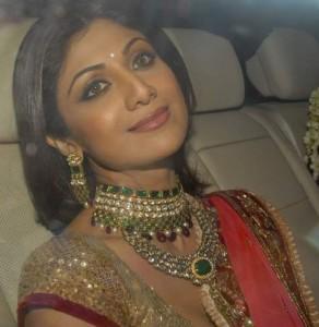 Shilpa Shetty Bridal Look Nice Pics