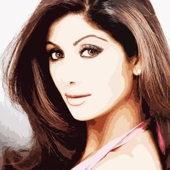 Shilpa Shetty Dazzling Face Look Nice Photo