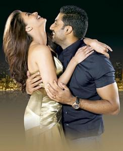 Abhishek and Aishwarya Ad Photo
