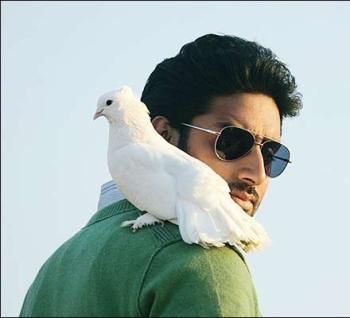 Abhishek Bachchan In Delhi 6