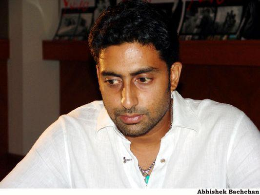 Abhishek Bachchan Good Looking Pic