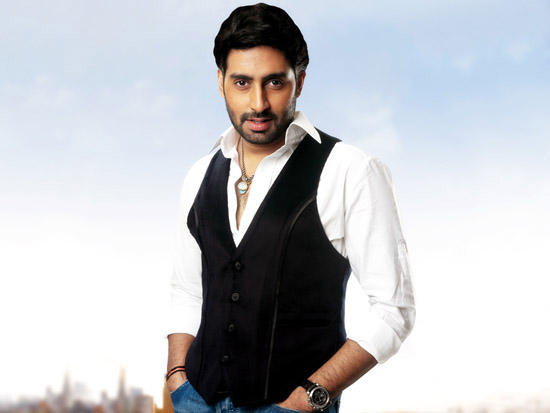 Abhishek Bachchan Stylist Pic